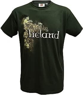 Traditional Craft Bottle Green Celtic Ireland Men's T-Shirt