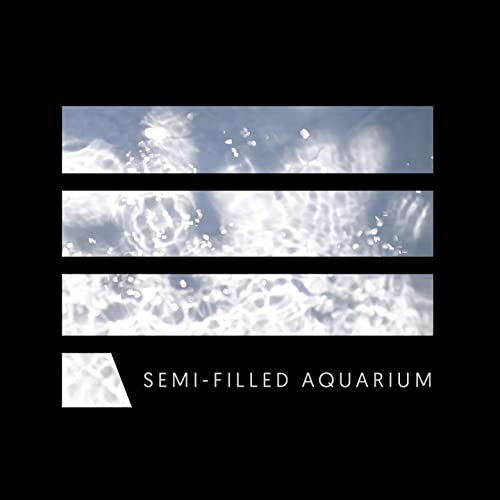 Cover of EP 'Semi-filled Aquarium' by MOYOGI music band