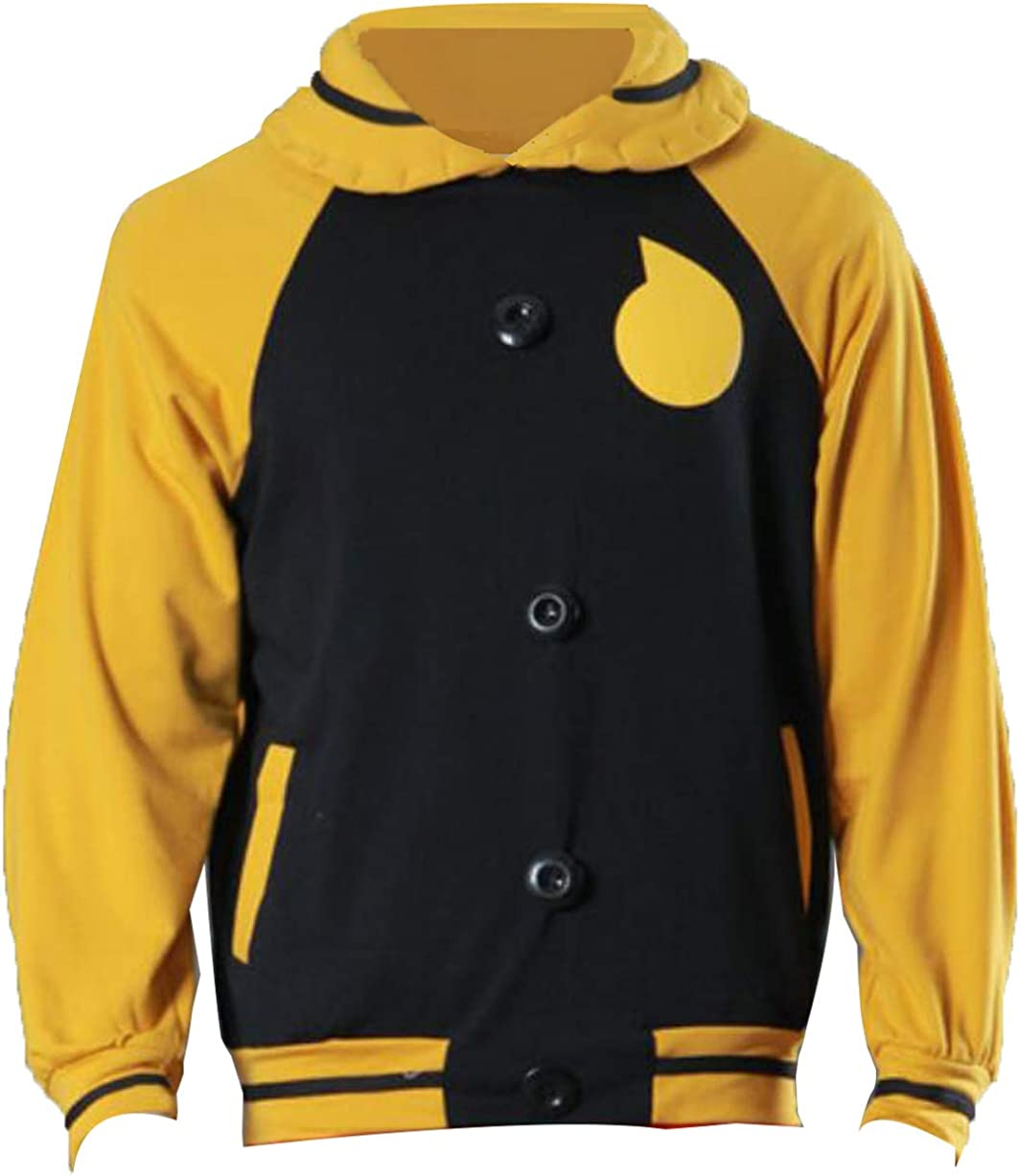 Poetic Walk Soul Eater New products world's highest quality Ranking TOP7 popular Cosplay Jacket Evans Manga Costume Anime