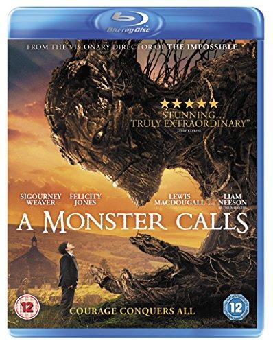 Monster Calls A [Edizione: Regno Unito] [Edizione: Regno Unito]