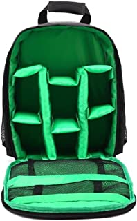Docooler mochila portátil de fotografía: multifuncional a prueba de agua y antichoque para cámaras SLR cámaras digitales lentes trípodes y otros accesorios bolso para cámara réflex