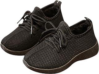 DEBAIJIA Filles Garçon Chaussures de Sport 3-10 Ans Réseau Enfant Tissu Occasionnel Douce Mode De Mode Non-Slip Mignon Bas...