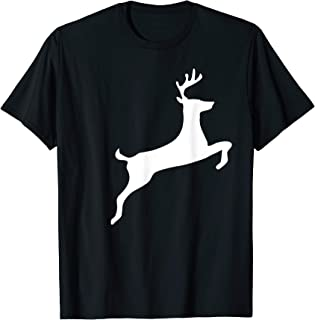 Reindeer Can Fly Holiday T-Shirt