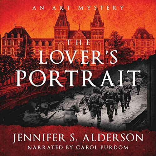 The Lover's Portrait: An Art Mystery  By  cover art