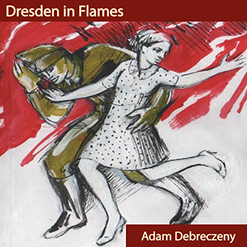 Dresden in Flames audiobook cover art