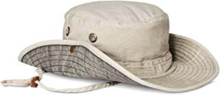 5a681b3b1 Amazon.com: canvas hats for men
