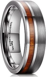 Best tungsten carbide 7mm wedding band Reviews