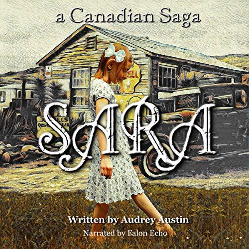 Sara, a Canadian Saga cover art