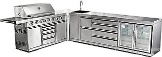 modular kitchen burner