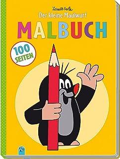 Ostprodukte-Versand.de Ostprodukte-Versand.de Maulwurf Malbuch 100 Seiten - DDR Traditionsprodukte und DDR Waren