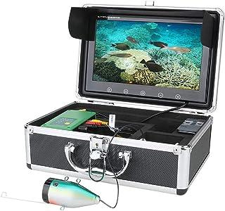 AFSDF Finder Submarino Finder HD 10 Pulgadas Finder Fishder Cámara de Pesca submarina