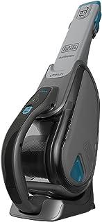 BLACK+DECKER DVJ325BF-QW Aspirateur à main sans fil – 10,8 V – Autonomie :..