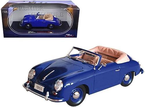 Obtén lo ultimo 1950 Porsche 356 Cabriolet Cabriolet Cabriolet [Signature PM-38201], rojo, 1 18 Die Cast  precio al por mayor