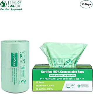 Best compostable lawn and leaf bags Reviews