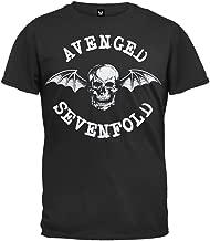 Avenged Sevenfold - Classic Deathbat T-Shirt, Youth Large, Black