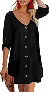 Best short summer dresses with sleeves Reviews
