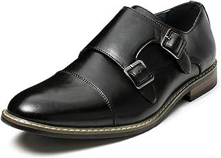 Men's Classic Cap Toe Lace-up Oxford Dress Shoes
