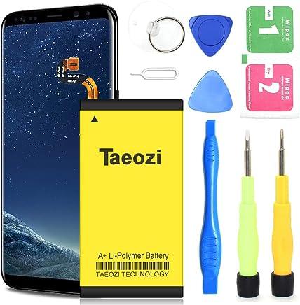 Amazon com: Samsung Galaxy S 8 Plus - Replacement Batteries
