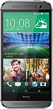 HTC One M8 16GB 4G LTE Unlocked GSM Android Cell Phone - Gunmetal Grey