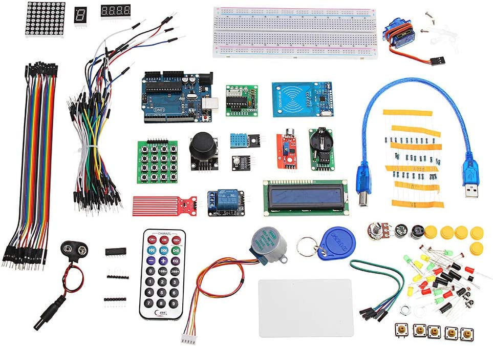 LanGuShi CC520 DIY Weekly update Canonical Starter Kits online shop f Kit Learning