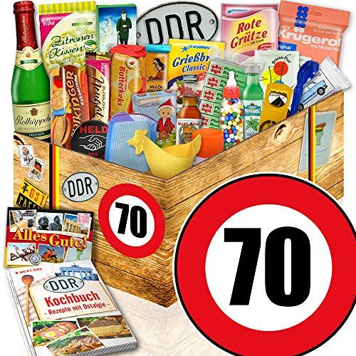 24er Allerlei / Geschenkbox / Geburtstag 70 / DDR Geschenke Mutti