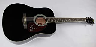 autographed musical instruments