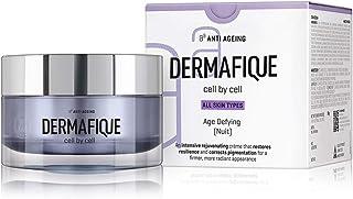 Dermafique Age Defying Nuit Regenerating Night Moisturizer Cream for All Skin Types, Regenerates Skin cells, Firmer skin i...