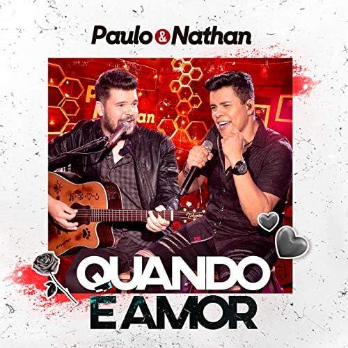 Paulo e Nathan