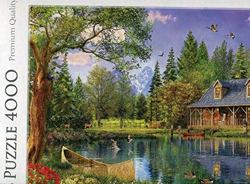 Trefl 45005 Puzzles 4000 Puzzels, farbig