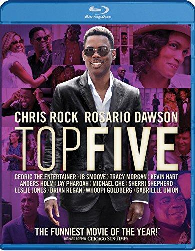 Top Five [Edizione: Stati Uniti] [Italia] [Blu-ray]