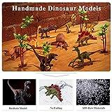 Zoom IMG-2 BLAZOR Dinosaure Jouet Figurine avec