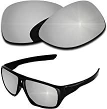 Polarized Lenses Replacement for Oakley Dispatch 2 Anti-scratch Fit Well - Multiple Options