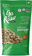 product image for Go Raw Sprouted Pumpkin Seeds, LARGE VALUE bag of 1.125 pounds