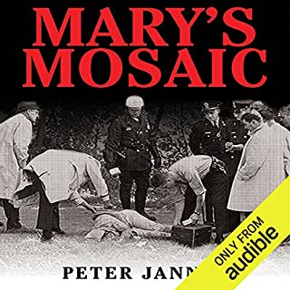 Mary's Mosaic     The CIA Conspiracy to Murder John F. Kennedy, Mary Pinchot Meyer, and Their Vision for World Peace              By:                                                                                                                                 Peter Janney                               Narrated by:                                                                                                                                 Noah Michael Levine                      Length: 17 hrs and 40 mins     207 ratings     Overall 4.6