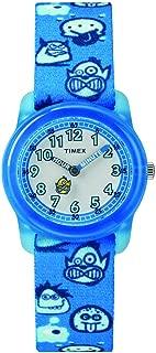 Timex Boys' TW7C25700 Year-Round Analog Quartz Blue Watch