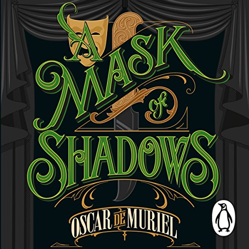 A Mask of Shadows cover art