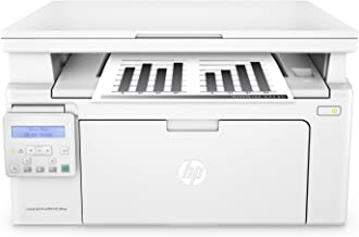 HP LaserJet Pro M130nw All-in-One Wireless Laser Printer, Amazon Dash replenishment ready (G3Q58A), White