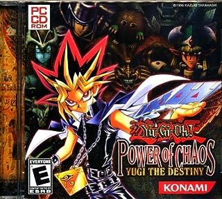 Yu Gi Oh Power Of Chaos Game