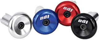 ODI Aluminum End Plugs - Blue L71APU