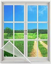 Verstelbare Magnetische venster Scherm Fiberglass Mesh Screen Net Mesh-gordijn Eenvoudig te installeren en te demonteren G...