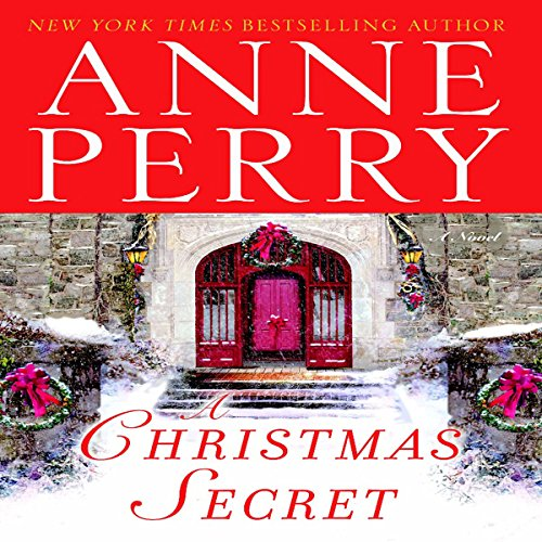 A Christmas Secret audiobook cover art