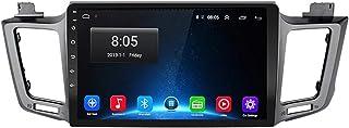 T-oyota RAV42013-2018ナビゲーション用Android10.0カーステレオ衛星ナビゲーションラジオ9インチヘッドユニットタッチスクリーンMP5マルチメディアプレーヤービデオレシーバー、4G WiFi SWC Carplay