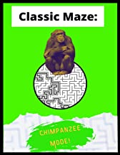 Classic Maze - Chimpanzee Mode: A Balanced Challenge For Children Adults and Older Adults!