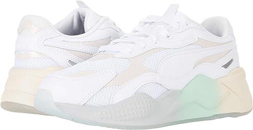 Puma White/Rosewater