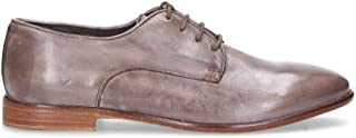 JP/DAVID Luxury Fashion Mens 477GREY Grey Lace-Up Shoes | Spring Summer 19