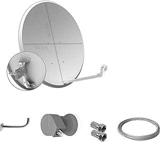 Amazon.es: antena parabolica 80 cm