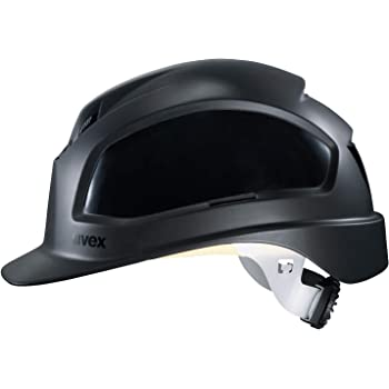 Uvex Casco de protecci/ón Pheos S de WR Material: Polietileno Color: Blanco electricistas Casco con dial