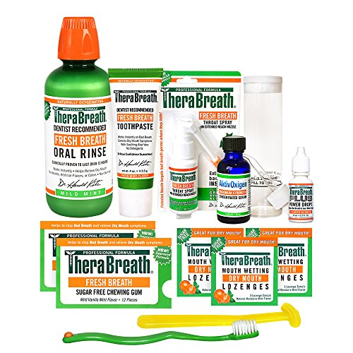 TheraBreath, Starter Kit, Kit, 1 Count, (Pack Of 1)