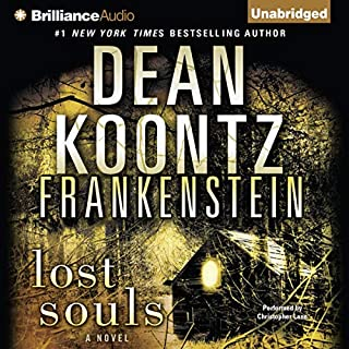 Frankenstein, Book Four: Lost Souls cover art