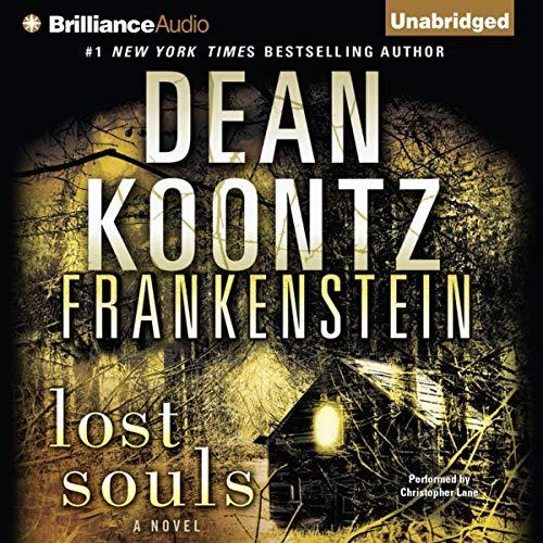Frankenstein, Book Four: Lost Souls audiobook cover art